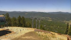 view from Angel Fire West View on 2018-06-20