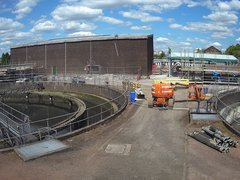view from Dalmarnock 2 on 2018-07-04