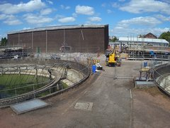 view from Dalmarnock 2 on 2018-07-09
