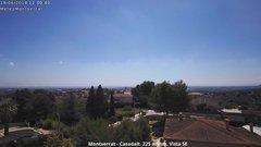 view from Montserrat - Casadalt (Valencia - Spain) on 2018-06-19