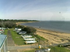 view from Cowes Yacht Club - West on 2018-06-19