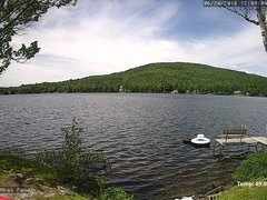 view from Neal Pond on 2018-06-20