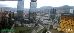 view from Sarajevo on 2018-06-22