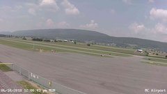 view from Mifflin County Airport (west) on 2018-06-18
