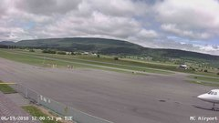 view from Mifflin County Airport (west) on 2018-06-19
