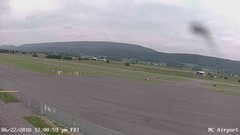view from Mifflin County Airport (west) on 2018-06-22
