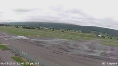 view from Mifflin County Airport (west) on 2018-06-23
