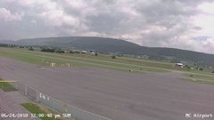 view from Mifflin County Airport (west) on 2018-06-24