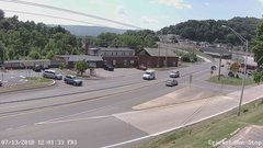 view from Electric Avenue - Lewistown on 2018-07-13
