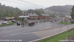 view from Electric Avenue - Lewistown on 2018-09-10