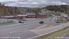 view from Electric Avenue - Lewistown on 2018-10-29