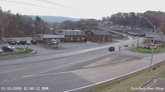 view from Electric Avenue - Lewistown on 2018-11-12