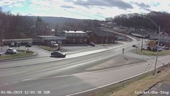 view from Electric Avenue - Lewistown on 2019-01-06