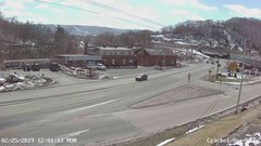view from Electric Avenue - Lewistown on 2019-02-25