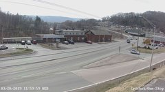 view from Electric Avenue - Lewistown on 2019-03-20