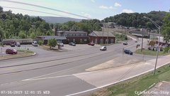 view from Electric Avenue - Lewistown on 2019-07-10