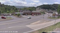 view from Electric Avenue - Lewistown on 2019-07-17
