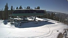 view from Angel Fire Resort - Chile Express on 2018-11-07