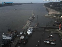 view from Altona Westen  on 2019-06-14