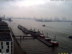 view from Altona Osten on 2018-10-04