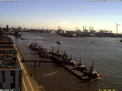view from Altona Osten on 2018-10-07