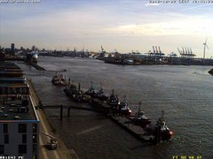 view from Altona Osten on 2018-10-08