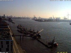 view from Altona Osten on 2018-10-11