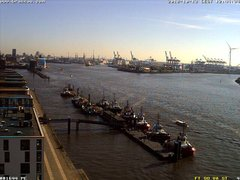 view from Altona Osten on 2018-10-13