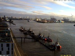 view from Altona Osten on 2018-12-11