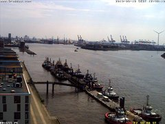 view from Altona Osten on 2019-06-18