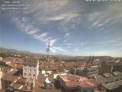 view from LOGROÑO CENTRO on 2018-07-30