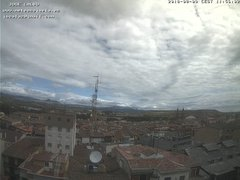 view from LOGROÑO CENTRO on 2018-08-09