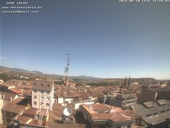 view from LOGROÑO CENTRO on 2018-08-10