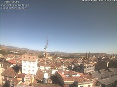 view from LOGROÑO CENTRO on 2018-10-04