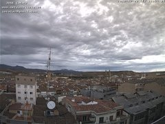 view from LOGROÑO CENTRO on 2018-12-03