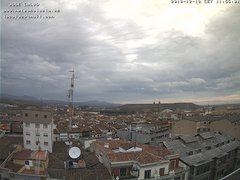 view from LOGROÑO CENTRO on 2018-12-18