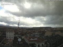 view from LOGROÑO CENTRO on 2019-01-21