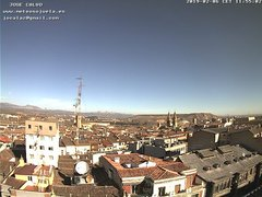 view from LOGROÑO CENTRO on 2019-02-06