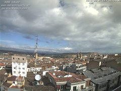 view from LOGROÑO CENTRO on 2019-02-07