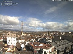 view from LOGROÑO CENTRO on 2019-02-11
