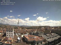 view from LOGROÑO CENTRO on 2019-05-20