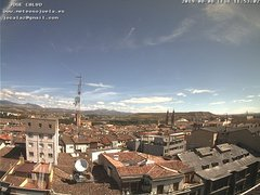 view from LOGROÑO CENTRO on 2019-08-08