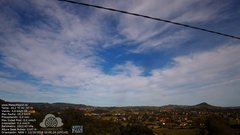 view from MeteoReocín on 2018-10-13