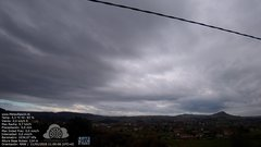 view from MeteoReocín on 2019-01-11