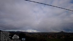 view from MeteoReocín on 2019-01-12