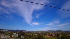 view from MeteoReocín on 2019-04-29