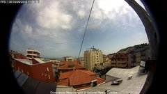 view from Oss. Meteorologico di Gabicce Mare e Cattolica on 2018-08-10