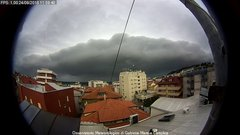 view from Oss. Meteorologico di Gabicce Mare e Cattolica on 2018-09-24