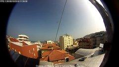 view from Oss. Meteorologico di Gabicce Mare e Cattolica on 2018-10-08