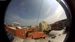 view from Oss. Meteorologico di Gabicce Mare e Cattolica on 2019-08-25